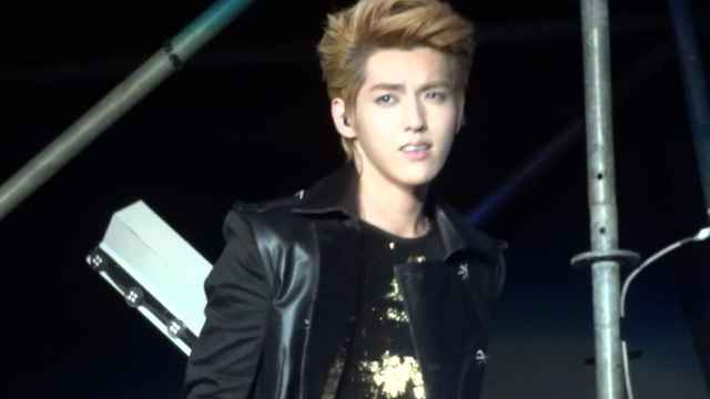 One Dream – SM Town In Taiwan 主-Kris 饭拍版 12/06/09-吴亦凡