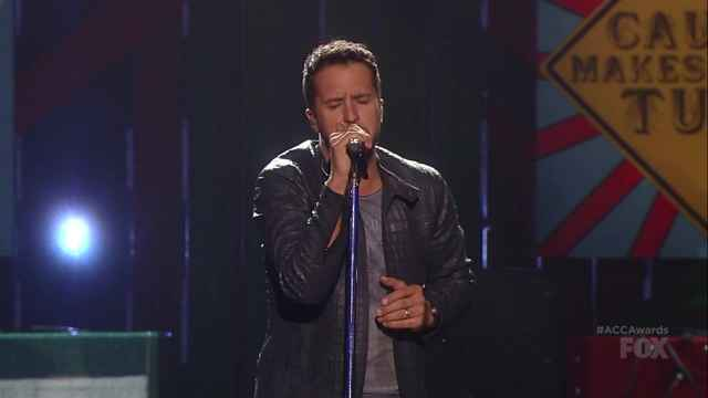 Roller Coaster (Live @ American Country Countdown Awards) 现场版 14/12/15-Luke Bryan