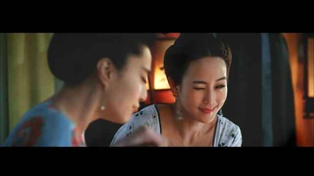 汤唯Samsung Smart TV CF Part2-汤唯