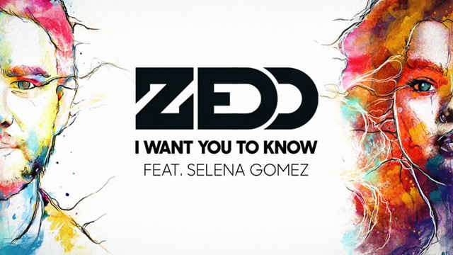 I Want You To Know-Zedd
