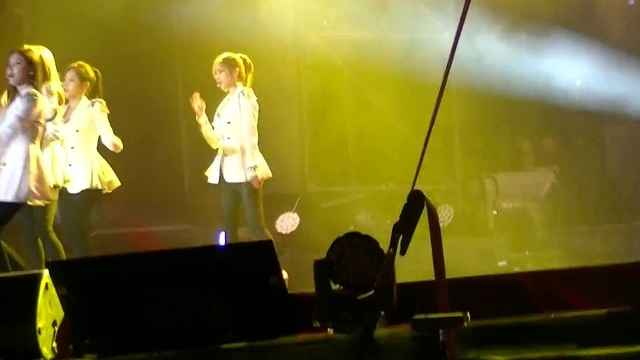 T-ARA 全部表演 In Danga Bay Part 1 饭拍版 15/03/29-T-ara
