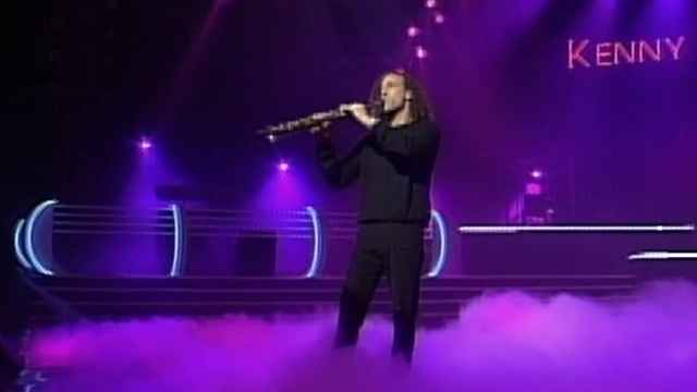 Loving You 现场版 97/12/13-Kenny G