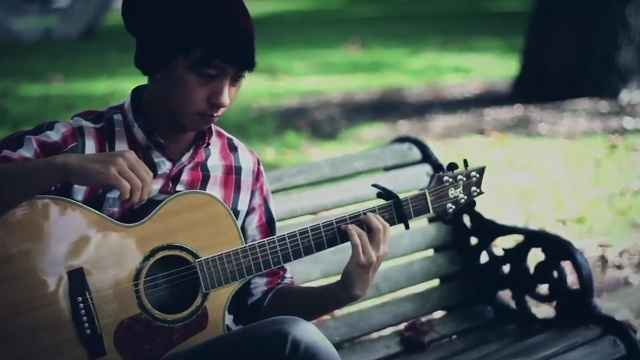 River Flows In You – Yiruma(Guitar)-李闰珉