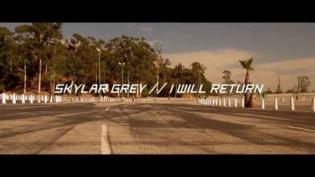 I Will Return 电影《速度与激情7》片尾曲 中英字幕 — Skylar Grey & 影视原声