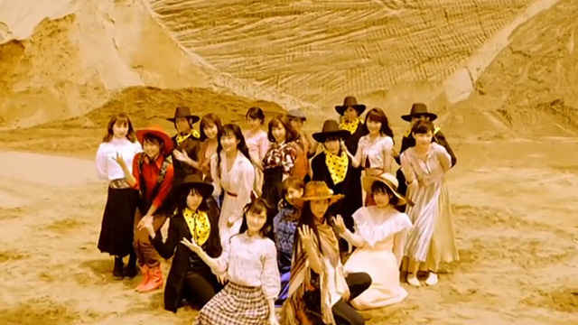 僕だけのSecret Time 720P -- NMB48