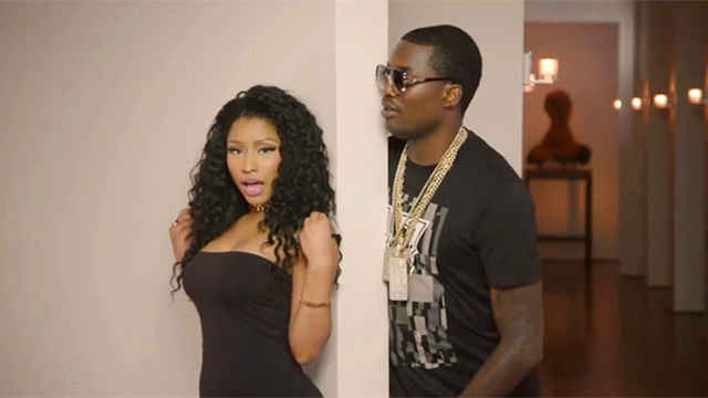 All Eyes On You 高清版 — Meek Mill & Nicki Minaj & Chris Brown