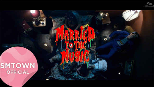 Married To The Music 1080P — SHINee