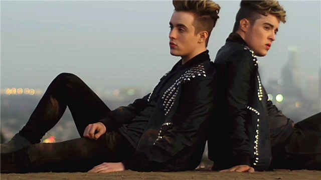 Leave A Mark 1080P -- Jedward