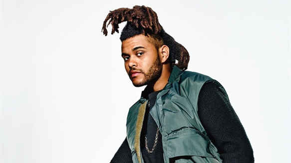Tell Your Friends 1080P — The Weeknd