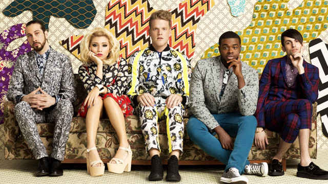 Can't Sleep Love 1080P — Pentatonix