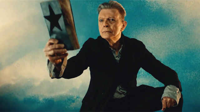 Blackstar 720P -- David Bowie