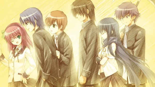 Heartily Song 游戏< Angel Beats! -1st beat- >OP-Lia