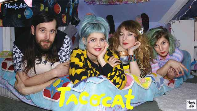 I Hate The Weekend 1080P — Tacocat