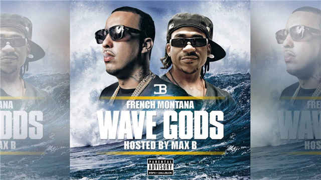 Wave Gods Intro — French Montana & Chris Brown