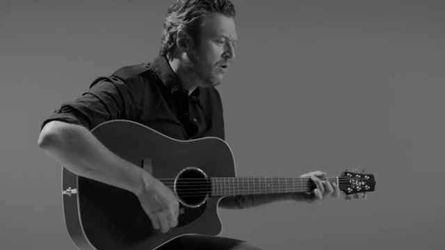 Savior's Shadow -- Blake Shelton