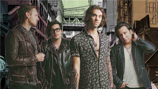 What We Live For — American Authors