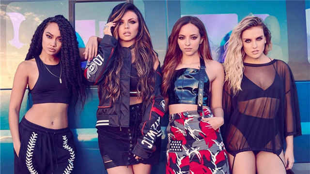 Touch 1080P — Little Mix