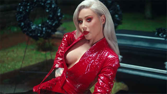 Sally Walker 720P – Iggy Azalea